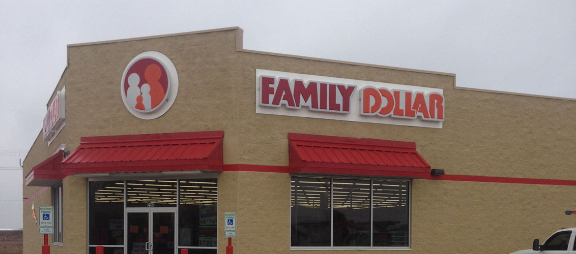 Family Dollar Wild Rose WI